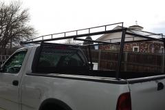 Iron Truck Rack