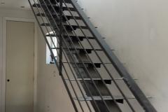 Stairs - Custom Railing