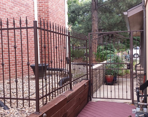 After - Artistic Wrought Iron