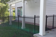 Iron Fence Residential