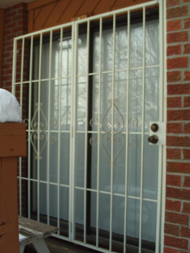 Metal security doors calgary security doors designs for Door design johor