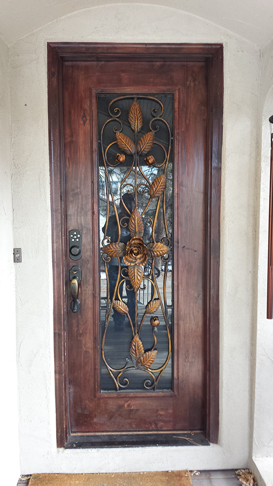 Security Doors | Affordable Ornamental Iron