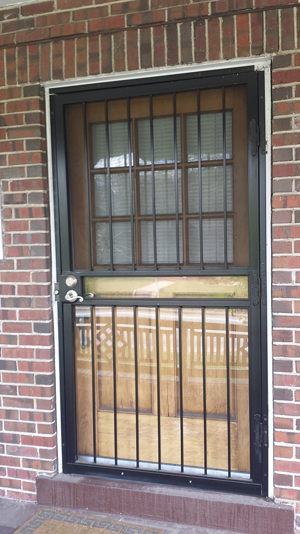 Security Doors - Affordable Ornamental Iron
