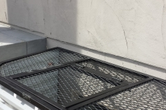 Wrought Iron Window Well grate