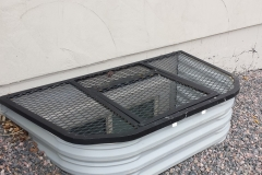 Residential Window Well Cover